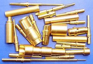 Gold metal plating